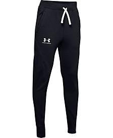 Big Boys Fleece Jogger Pants