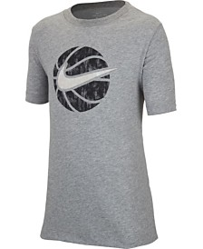 Nike Big Boys Basketball Dri-FIT T-Shirt