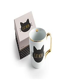 All You Need is Love Cat Mom Mug