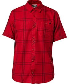 Men's Brake Check Woven Shirt
