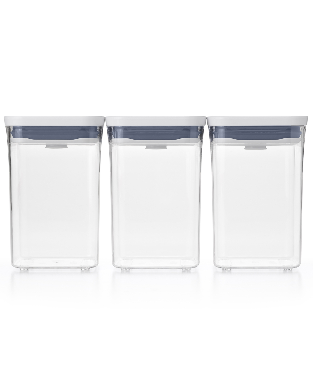Oxo Pop 3-Pc. Food Storage Container Value Set