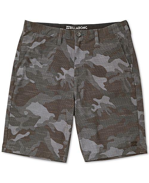 "Billabong Men's Crossfire X 21"" Shorts"
