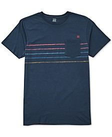 Billabong Men's Stripe T-Shirt