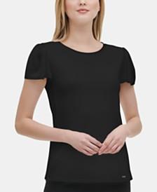 Calvin Klein Sweater-Sleeve Top