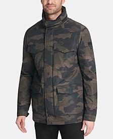 Men's 4-Pocket Utility Jacket
