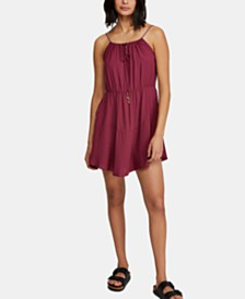 Free People Shake It Up Mini Dress
