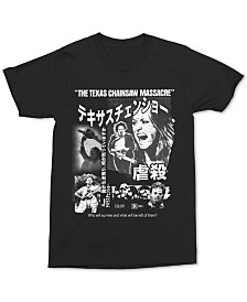 Texas Chainsaw Massacre Men's Graphic T-Shirt