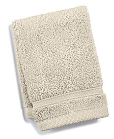 """Hotel Collection Ultimate MicroCotton® 13"""" x 13"""" Washcloth, Created for Macy's"""