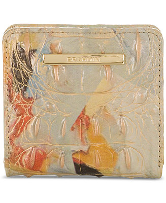 Jane Melbourne Embossed Leather Wallet by General