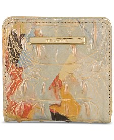 Brahmin Jane Melbourne Embossed Leather Wallet