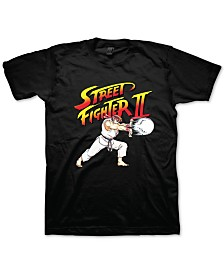 Men's Street Fighter II Graphic T-Shirt