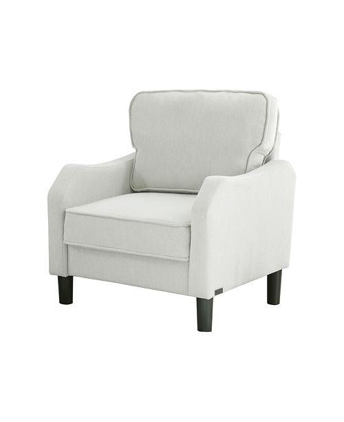 Marvelous Noah Accent Chair Quick Ship Machost Co Dining Chair Design Ideas Machostcouk