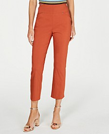 INC Petite Cropped Skinny Pants, Created for Macy's