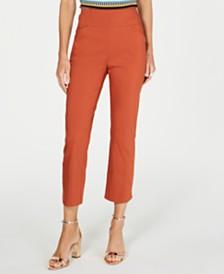 I.N.C. Petite Cropped Skinny Pants, Created for Macy's