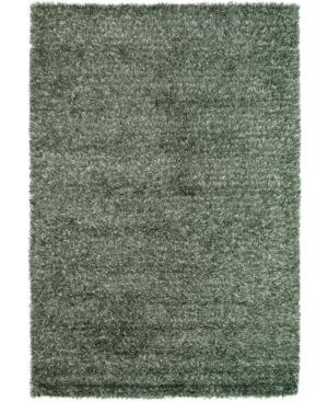 "Loloi Area Rug, Dion Shag DS01 Blue 5' x 7'6"""