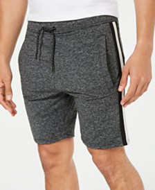 Univibe Men's Textured Side Stripe Shorts