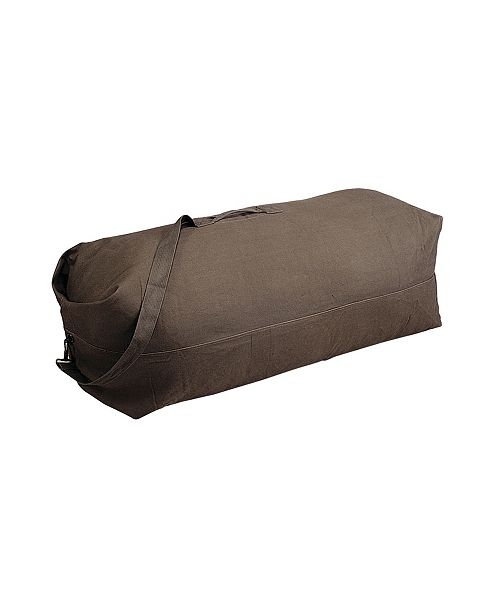 """Stansport Duffel Bag With Strap- 42"""" X 12"""" X 12"""""""