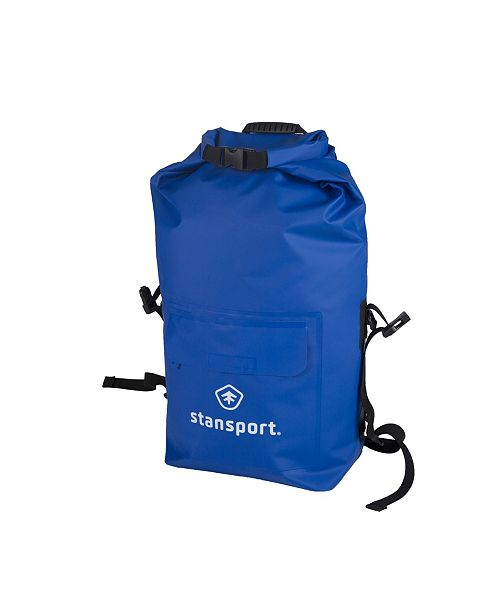 Stansport Waterproof Backpack Dry Bag - 30 L
