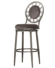 Big Ben Swivel Bar Height Stool