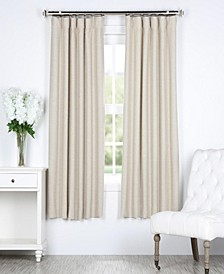 "Bellino Blackout 50"" x 63"" Curtain Panel"