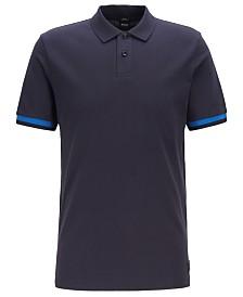 BOSS Men's Phillipson 59 Slim-Fit Cotton Polo Shirt
