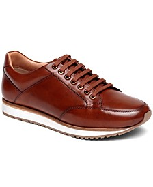Men's Barack Leather Casual Fashion Sneaker
