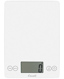 Escali Corp Arti Glass Digital Scale, 15lb
