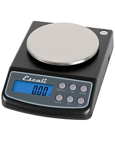 Escali Corp L-Series High Precision Scale, 125 Gram/0.01 Gram