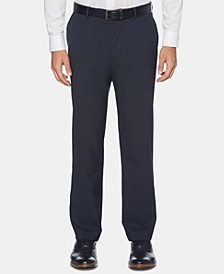 Men's Portfolio Modern-Fit Performance Stretch Heathered Dress Pants