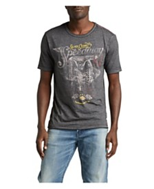 Silver Jeans Co. Dacca Short-Sleeve Graphic Tee