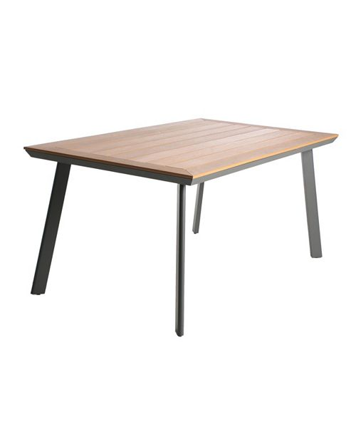 Noble House Leeds Outdoor Dining Table