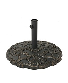 Clifton Outdoor Umbrella Base, Quick Ship