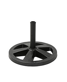 Sanne Outdoor Umbrella Base, Quick Ship
