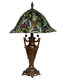 Dale Tiffany Napa Valley Tiffany Table Lamp