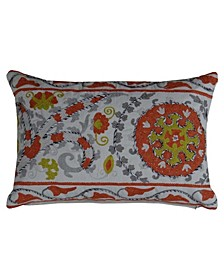 "Hunter Throw Pillow Cover 14"" x 20"""