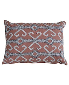 "Pappy Throw Pillow Cover 14"" x 20"""