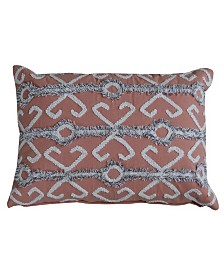 "Chicos Home Pappy Throw Pillow Cover 14"" x 20"""