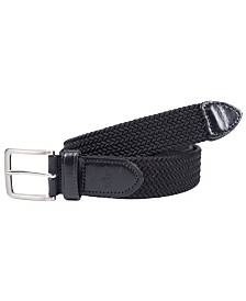 Dockers Braided Canvas Web Men's Belt