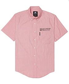 Men's Rr Stripe Woven Shirt