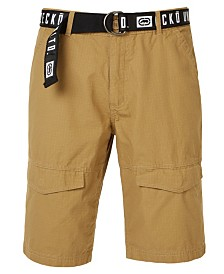Ecko Unltd Men's Cargo Forward Cargo Short