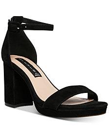 STEVEN by Steve Madden Vino Platform Sandals