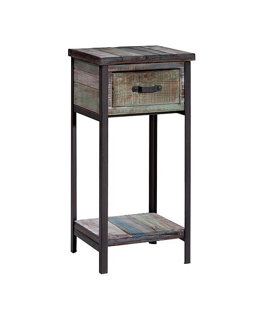 Gallerie Decor Soho Accent Table, Quick Ship