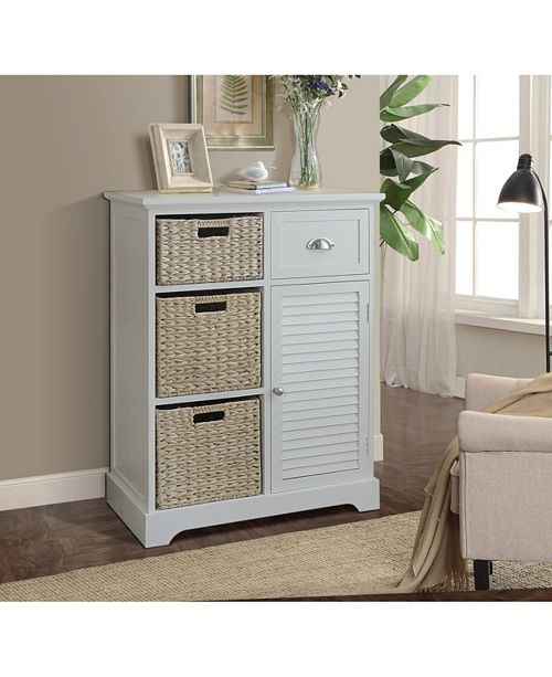 Gallerie Decor Newport Storage Chest