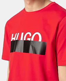 Hugo Boss Men's Blackout Logo T-Shirt