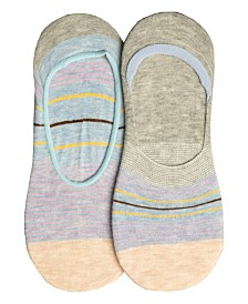 Lemon Women's 2-Pack Bali-Stripe Liner, Online Only