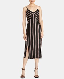 RACHEL Rachel Roy Jody Lace-Up Dress