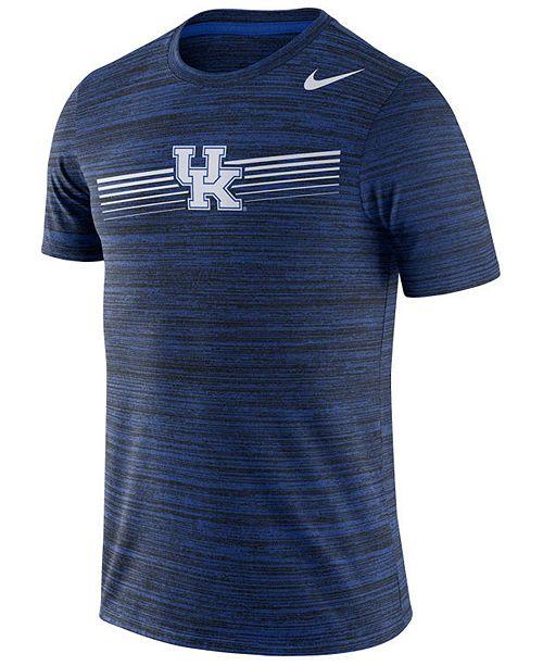best service ede2c 9e07b Men's Kentucky Wildcats Legend Velocity T-Shirt