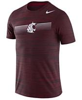 cheaper f8f44 846e0 Nike Men s Washington State Cougars Legend Velocity T-Shirt