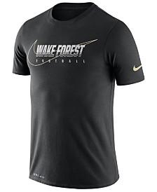 Nike Men's Wake Forest Demon Deacons Facility T-Shirt