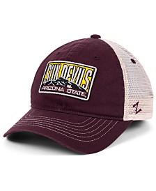 Zephyr Arizona State Sun Devils Vista Mesh Snapback Cap